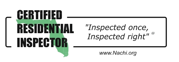 Florida Certified Residential Home Inspector