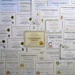 Home Inspection Certificats